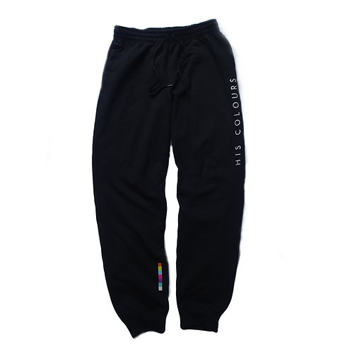 'His Colours' Joggers