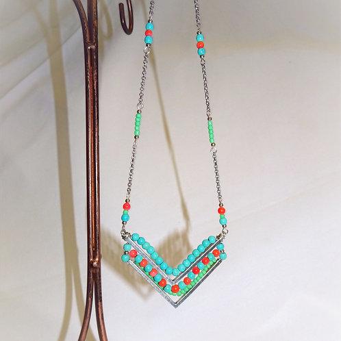 'Splash of Spring' Necklace