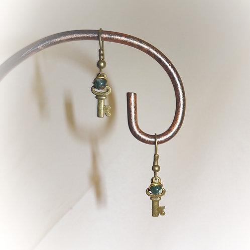'Door of Hope' Earrings