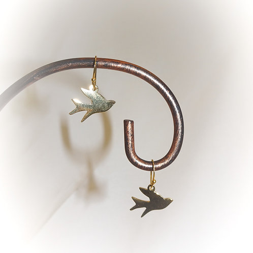 'Song of Freedom' Earrings