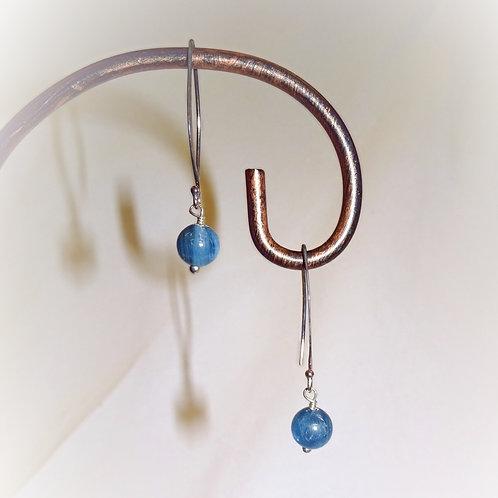 'Kyanite' Earrings