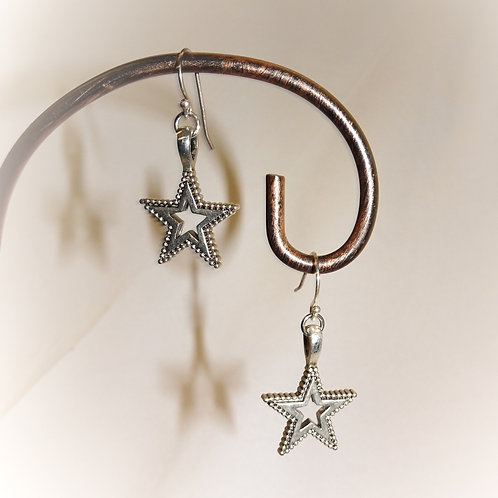 'Radiant Star' Earrings