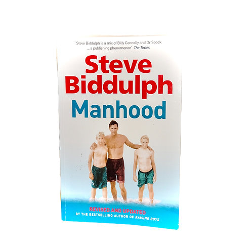 Manhood - Steve Biddulph