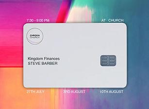 Kingdom Finances Graphic