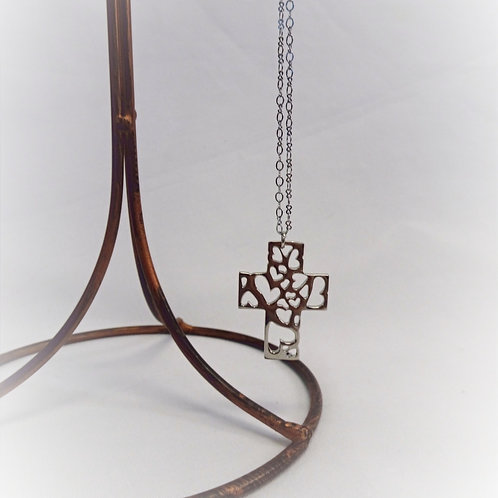 'Cross of Love' Necklace