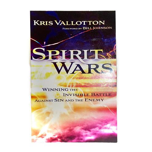 Spirit Wars - Kris Vallatton