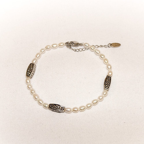 'Graceful Pearl' Bracelet