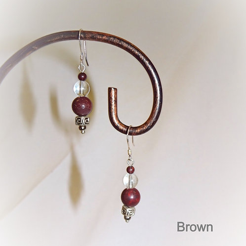 'Indian Summer' Earrings