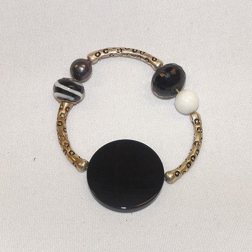 'Black Onyx' Bracelet