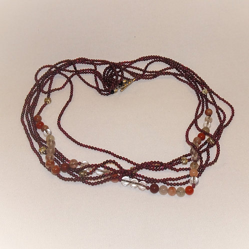 'Indian Summer' Necklace