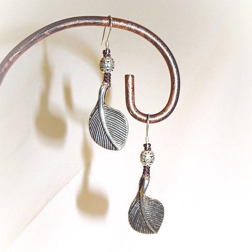 'Falling Leaves' Earrings
