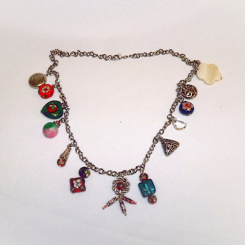 'Extrovert' Necklace