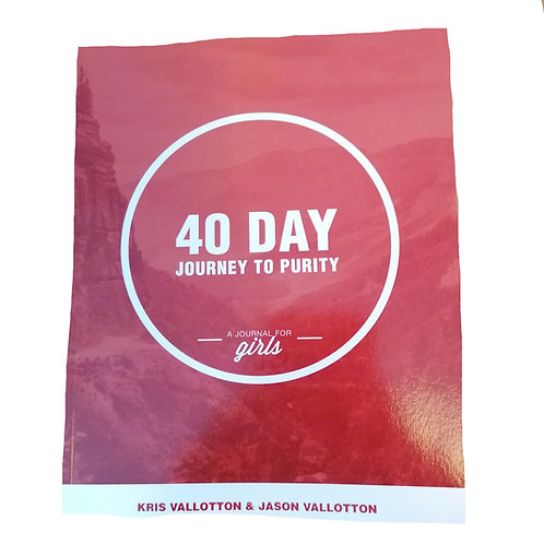 40 Day Journey to Purity for Girls