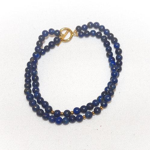 'Pools of Blue' Bracelet