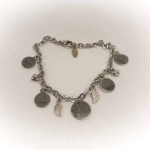 'Eden Charm' Bracelet