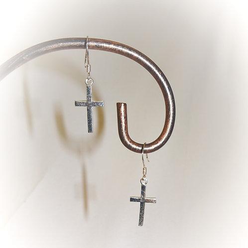 'Cross of Hope' Earrings