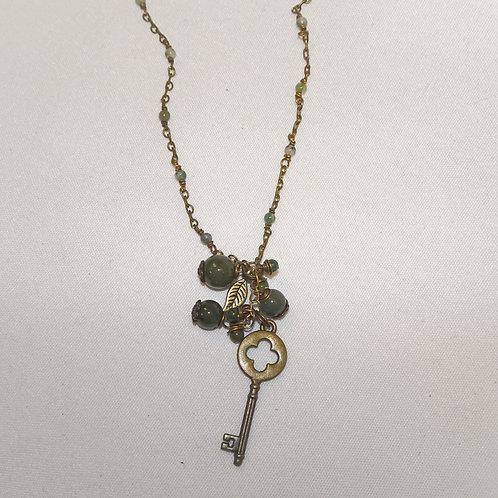 'Opening New Doors' Necklace