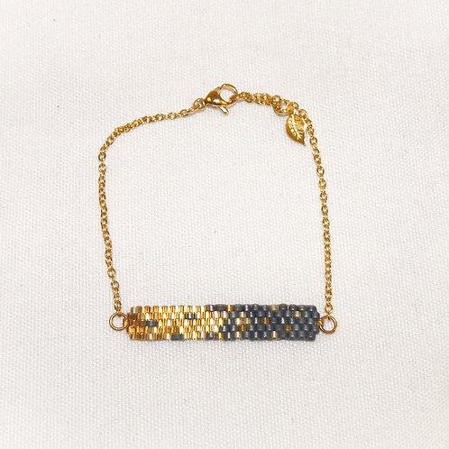 '1000 Gathered Pieces' Bracelet