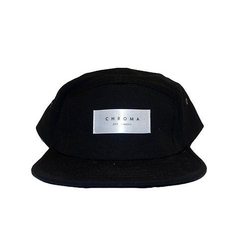 Black Chroma Cap