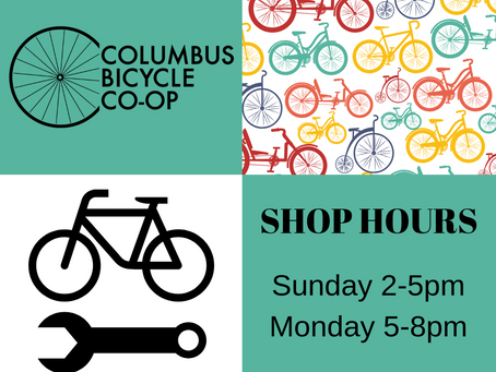 New shop hours