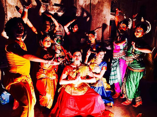 Indian Classical Dance by Shrinkhala Dance Company