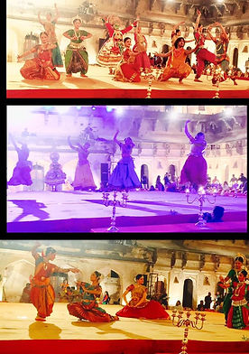 Indian Classical Danc Fusion by Shrinkhala Dance Company