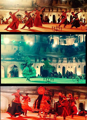 Indian Classical Dance Fusion by Shrinkhala Dance Company