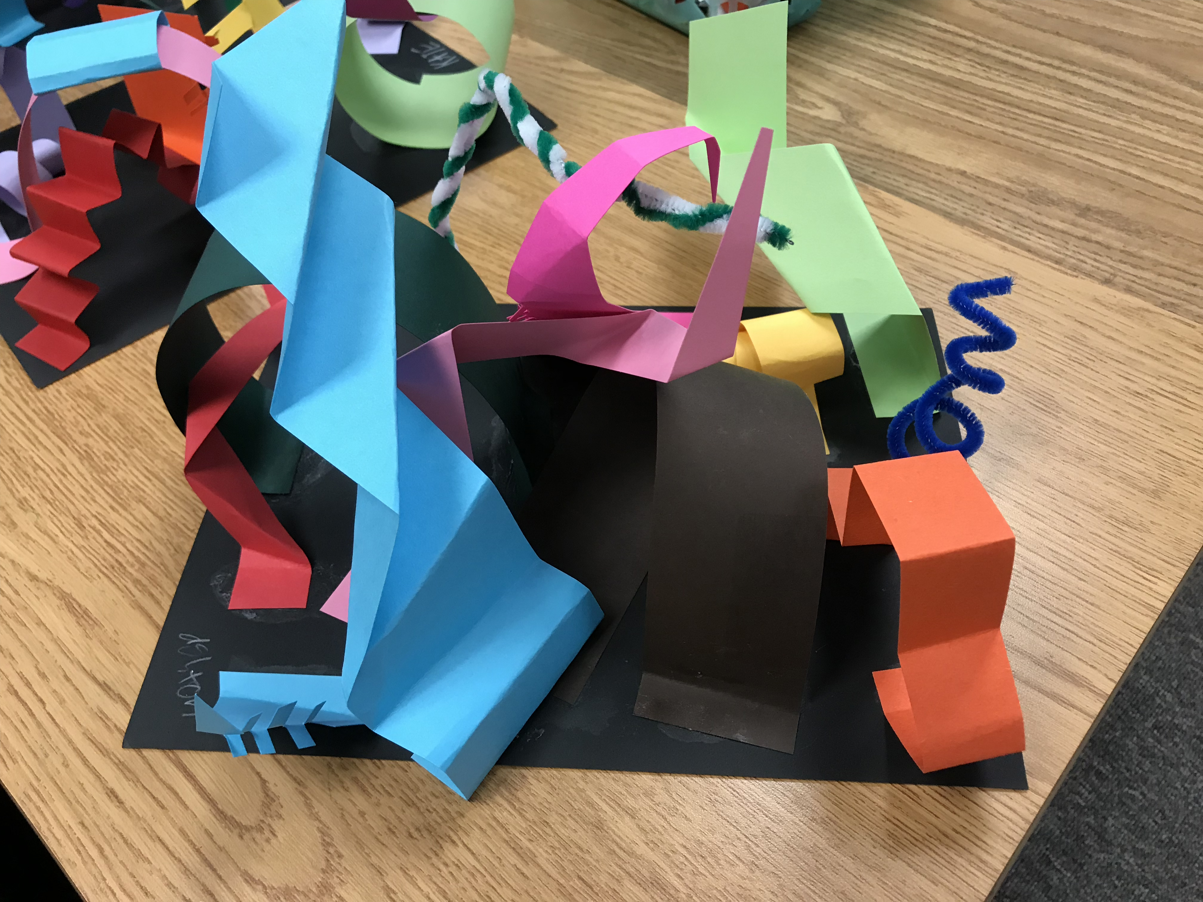 Paper Sculpture1