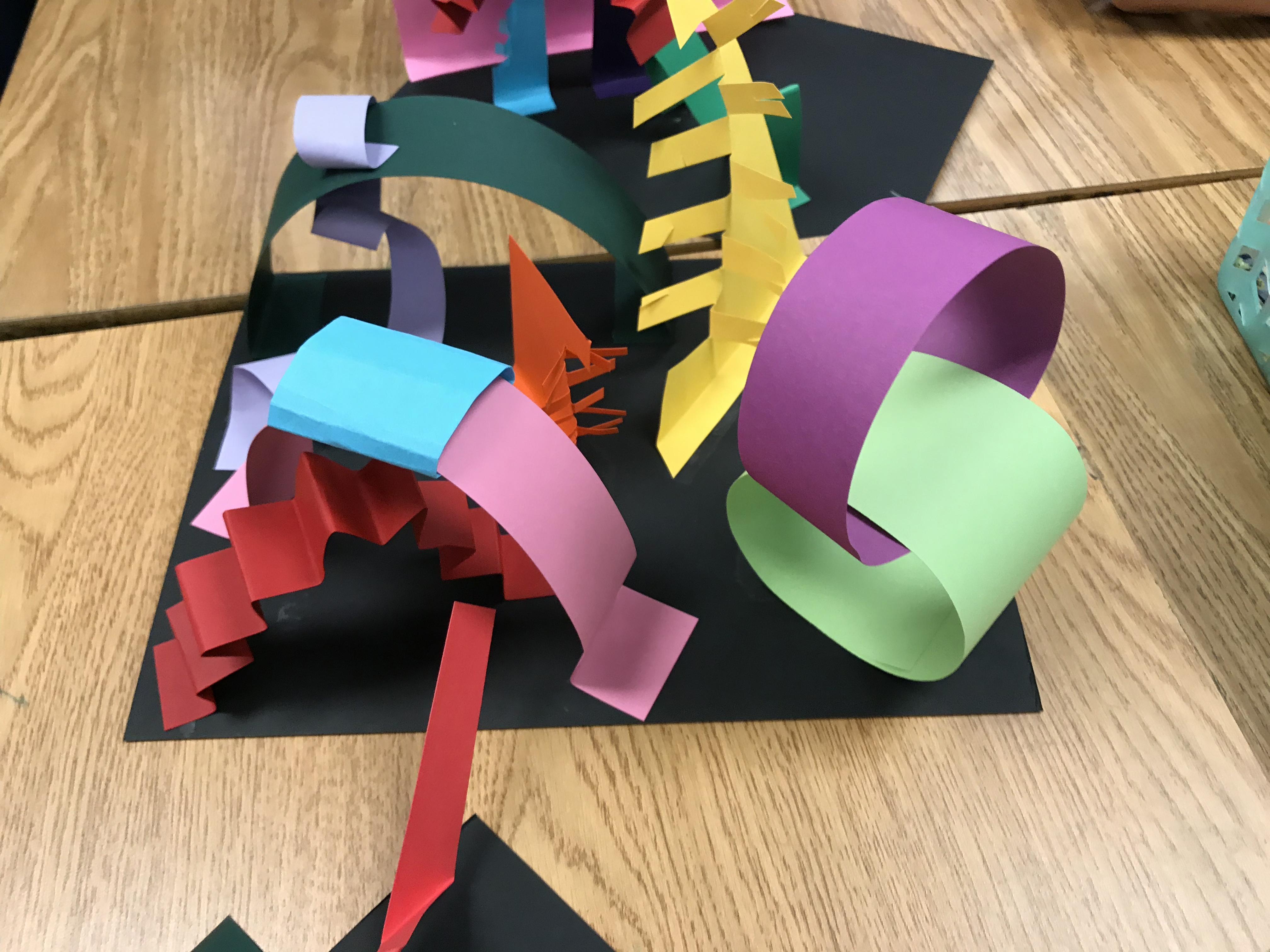 Paper Sculpture2