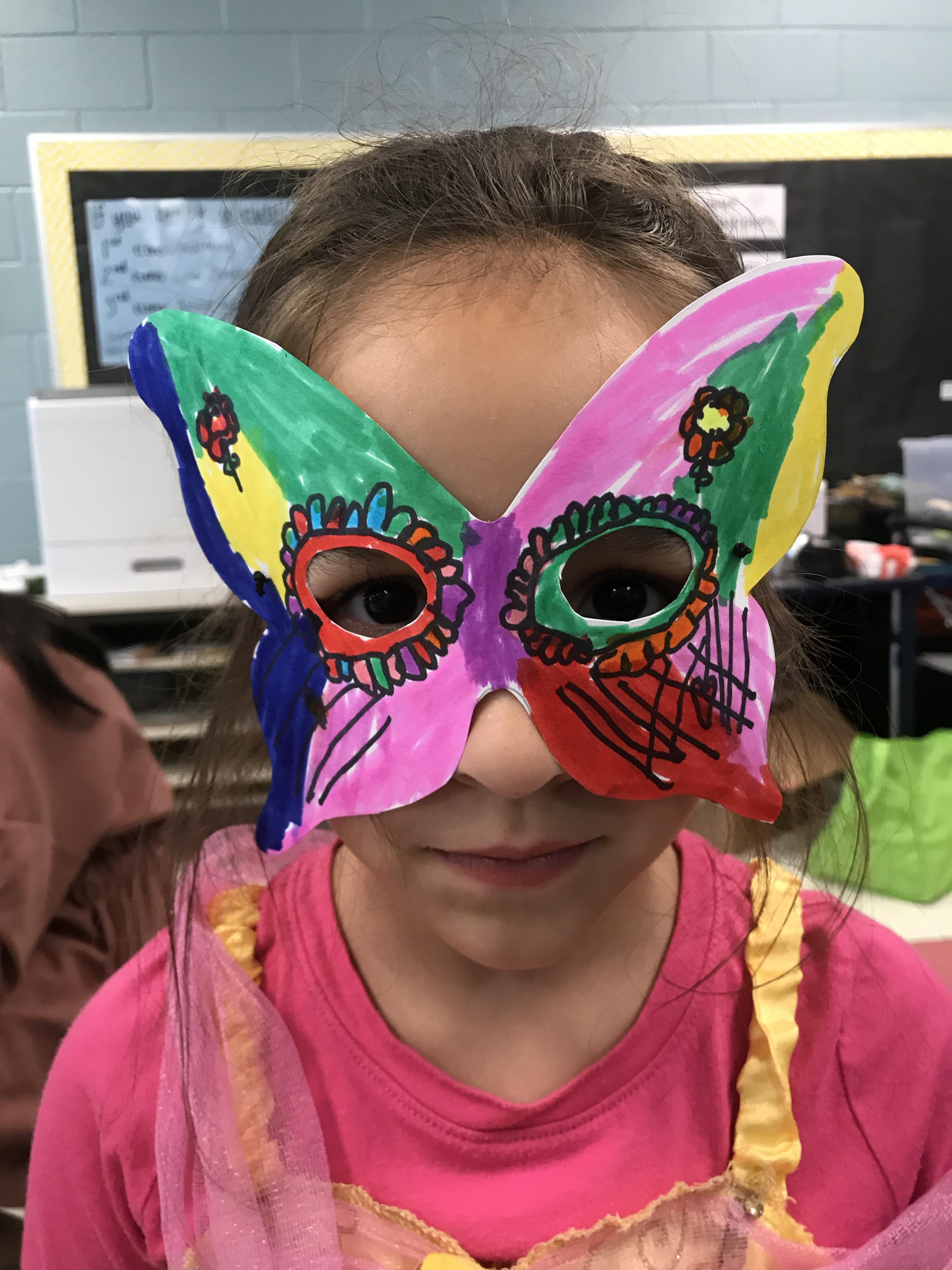 Butterfly Mask4
