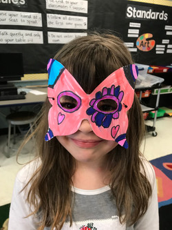 Butterfly Mask6