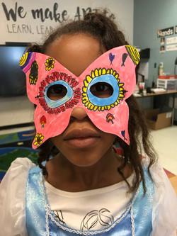 Butterfly Mask1