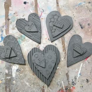 Clay Heart Workshop