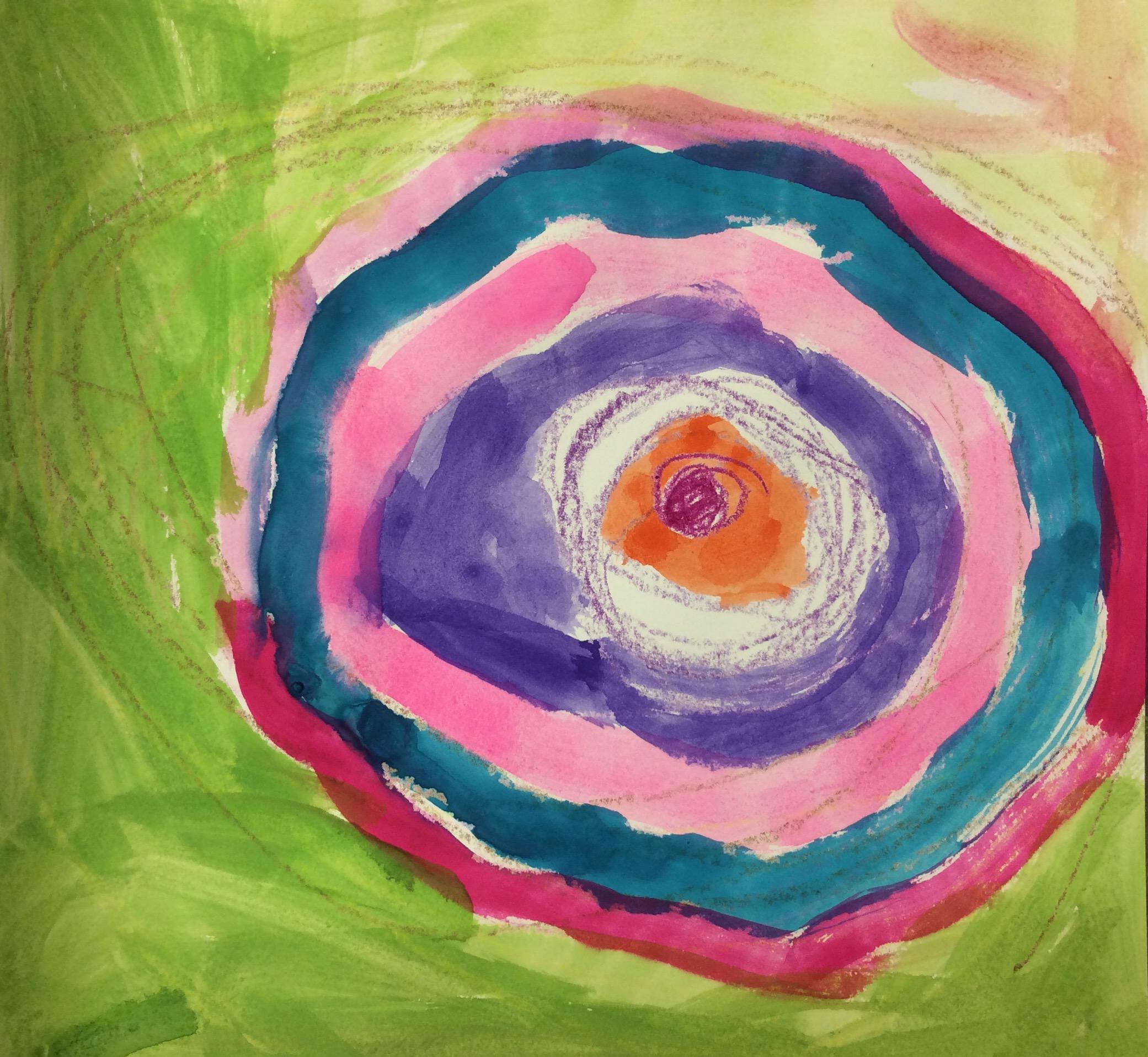 Kandinsky Circles K-1st