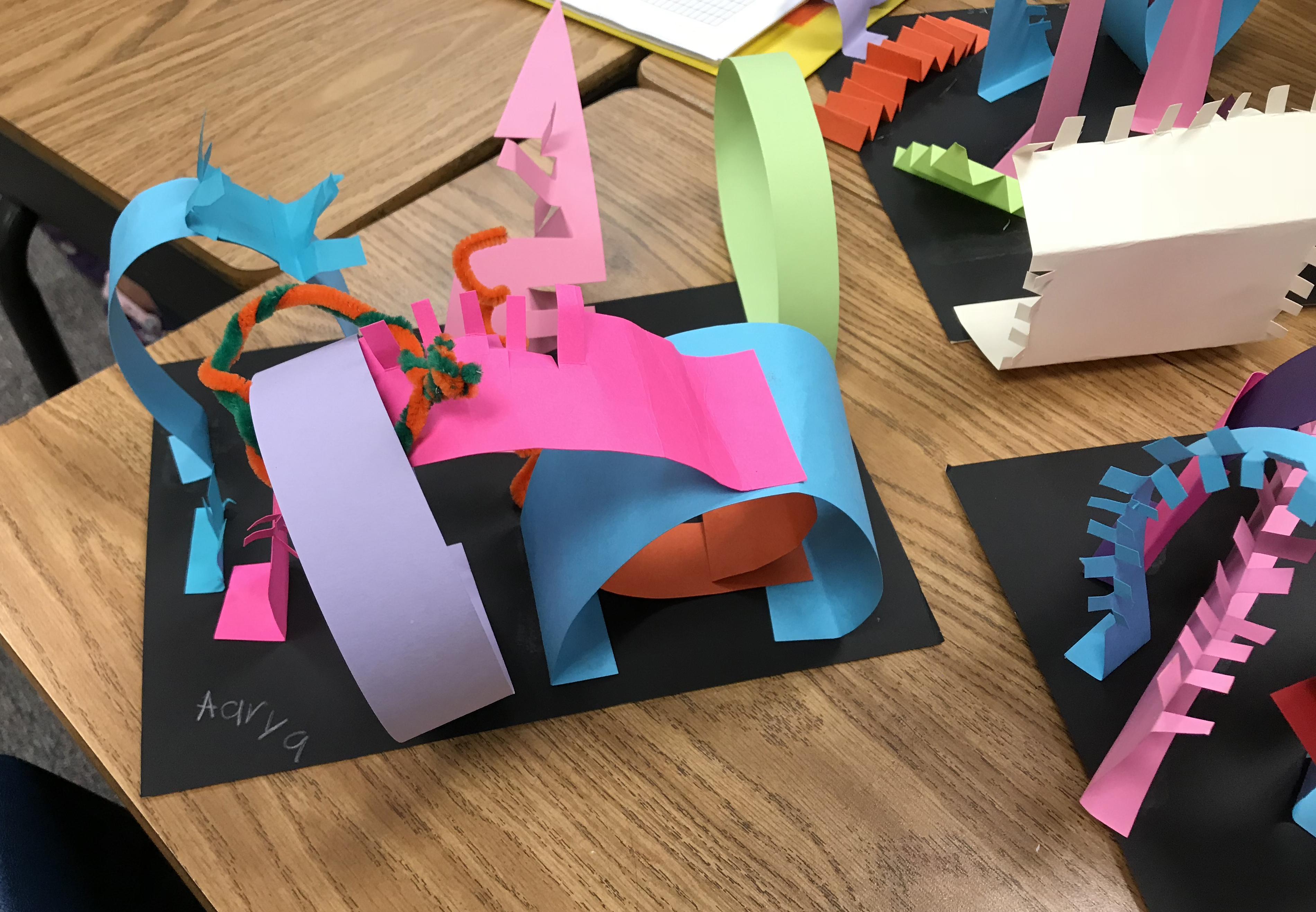 Paper Sculpture3
