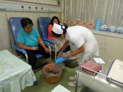 Rheumatoid Arthritis Fumigation-washing treatment