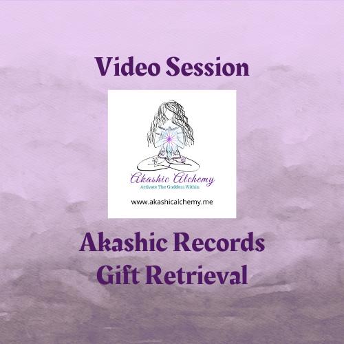 Akashic Records Gift Retrieval