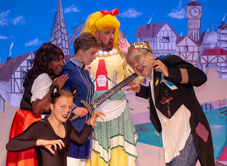 The Downsview Players brings panto fun to all with extra performances for local community