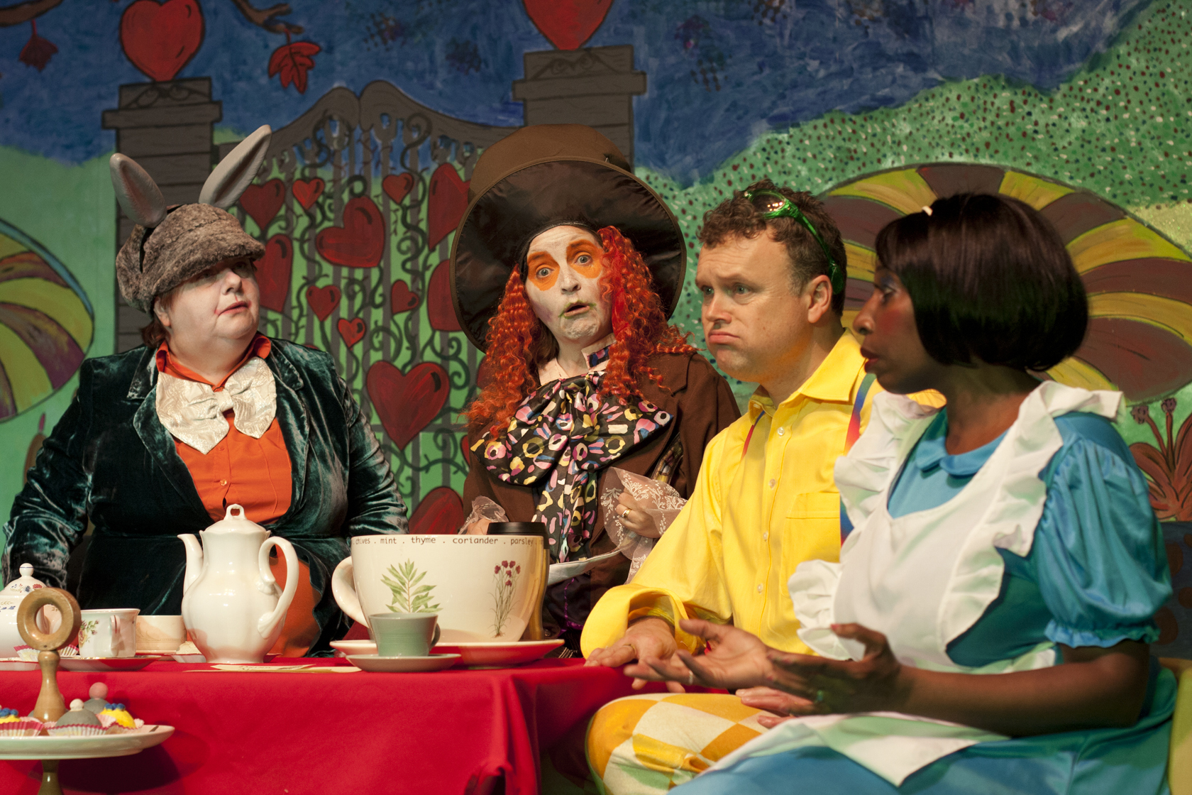 Downsview Players Alice in Wonderland 02