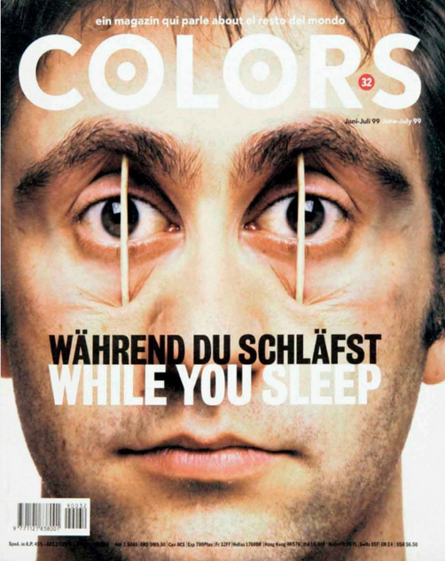 COLORS #32 - While You Sleep (1999)