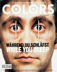 COLORS #32 - While You Sleep (1999)