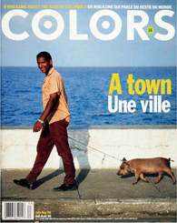 COLORS #16 - A Town (1996)