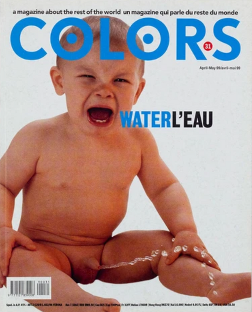COLORS #31 - Water (1999)
