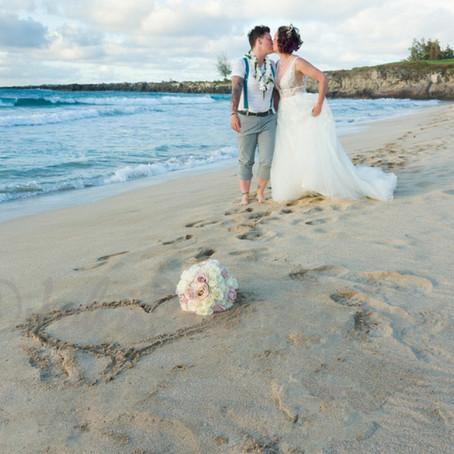 Maui Morning Beach Wedding   Maui Wedding Planner   A Dream Wedding