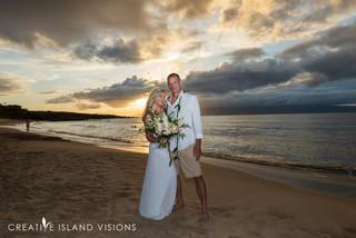 Intimate Beach Ceremony   Maui Wedding Planner   A Dream Wedding