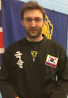 Kuk Sool Won Instructor
