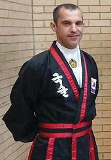 Kuk Sool Won Master Chris Winter