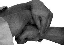 Kuk Sool Won Hands