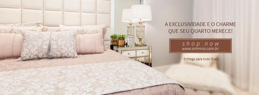 Roupa de cama ammira