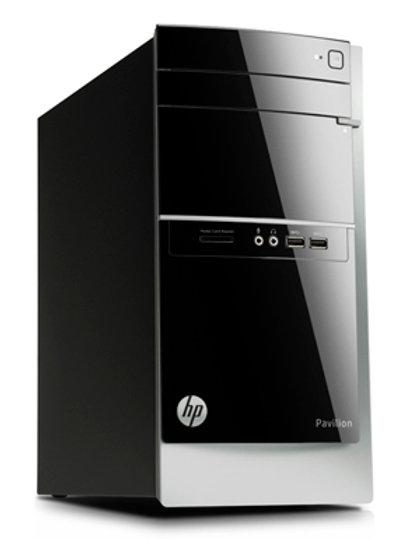 HP Desktop A8-5500 Desktop Wifi I Windows 10 I